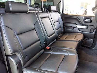 2018 Chevrolet Silverado 1500 Crew Cab 4x4, Pickup #JG627584 - photo 20