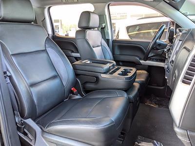 2018 Chevrolet Silverado 1500 Crew Cab 4x4, Pickup #JG627584 - photo 21