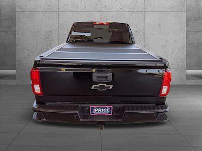 2018 Chevrolet Silverado 1500 Crew Cab 4x4, Pickup #JG627584 - photo 7