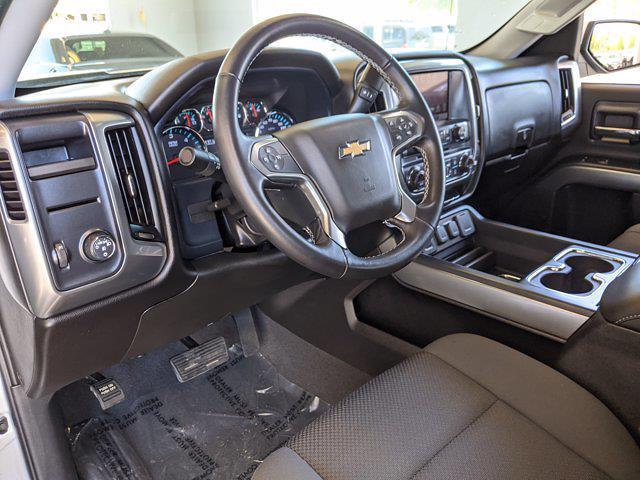 2018 Chevrolet Silverado 1500 Crew Cab 4x2, Pickup #JG646229 - photo 10