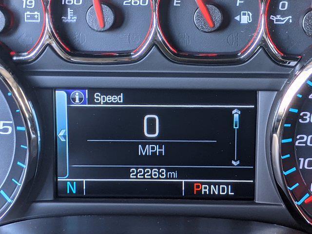 2018 Chevrolet Silverado 1500 Crew Cab 4x2, Pickup #JG646229 - photo 11