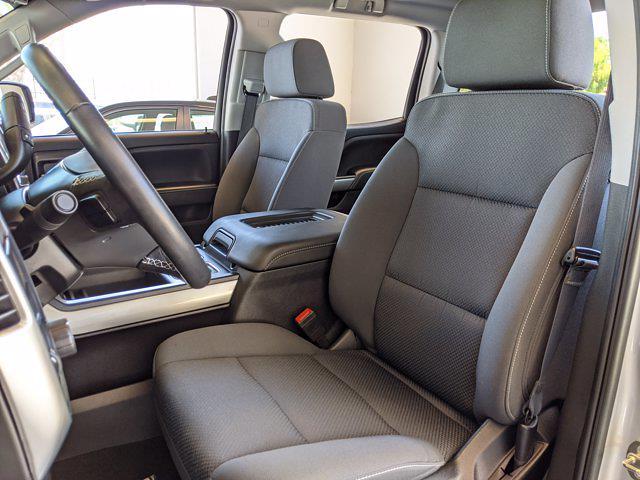 2018 Chevrolet Silverado 1500 Crew Cab 4x2, Pickup #JG646229 - photo 17