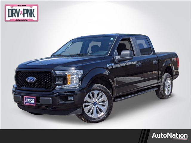 2018 Ford F-150 SuperCrew Cab 4x4, Pickup #JKD36076 - photo 1