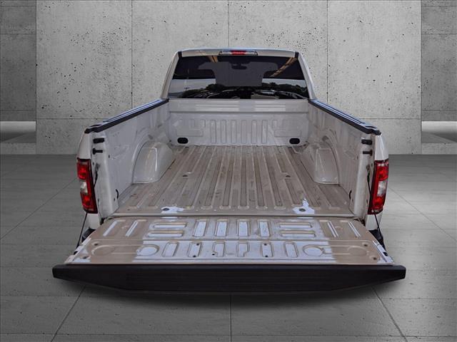 2018 Ford F-150 Super Cab 4x2, Pickup #JKG06079 - photo 7
