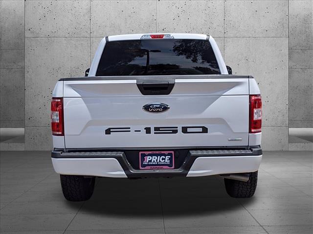 2018 Ford F-150 Super Cab 4x2, Pickup #JKG06079 - photo 8
