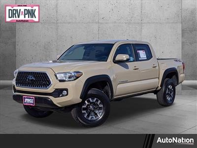 2018 Toyota Tacoma Double Cab 4x2, Pickup #JM053983 - photo 1
