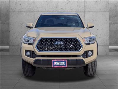 2018 Toyota Tacoma Double Cab 4x2, Pickup #JM053983 - photo 3