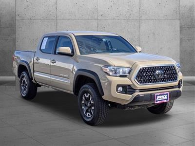 2018 Toyota Tacoma Double Cab 4x2, Pickup #JM053983 - photo 4