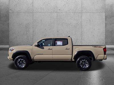 2018 Toyota Tacoma Double Cab 4x2, Pickup #JM053983 - photo 8