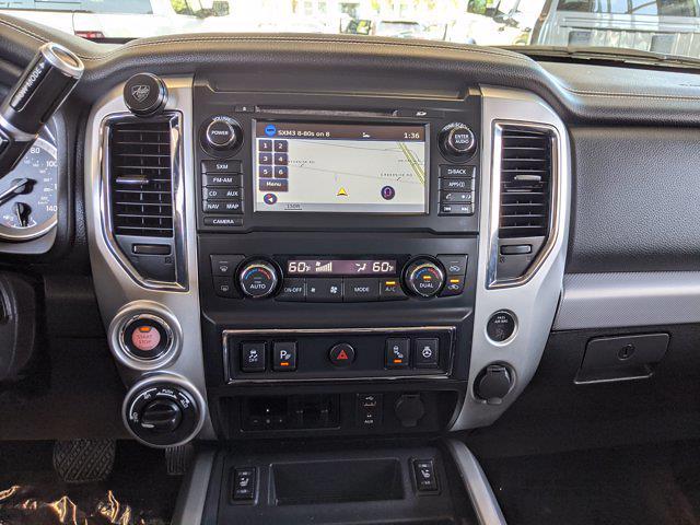 2018 Nissan Titan Crew Cab 4x4, Pickup #JN503843 - photo 15