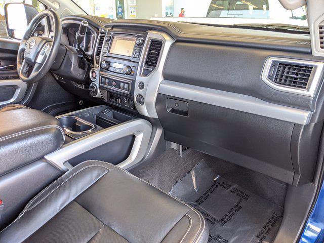 2018 Nissan Titan Crew Cab 4x4, Pickup #JN503843 - photo 22