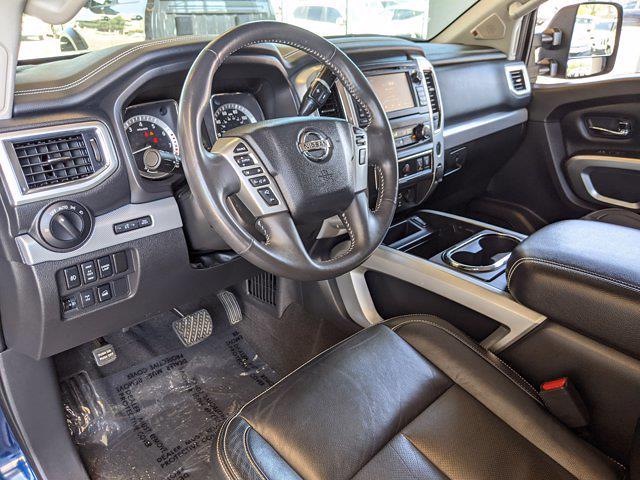 2018 Nissan Titan Crew Cab 4x4, Pickup #JN503843 - photo 9