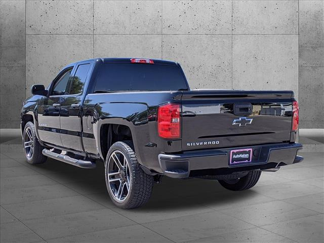 2018 Chevrolet Silverado 1500 Double Cab 4x2, Pickup #JZ353189 - photo 1