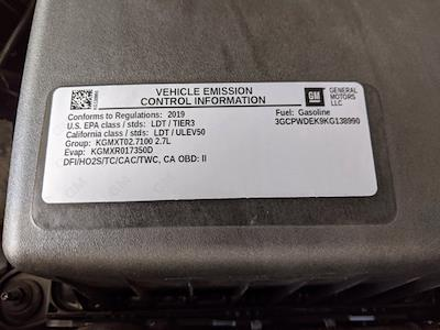 2019 Chevrolet Silverado 1500 Crew Cab 4x2, Pickup #KG138990 - photo 25