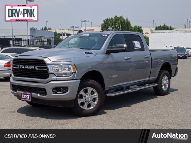 2019 Ram 2500 Crew Cab 4x4, Pickup #KG696439 - photo 1