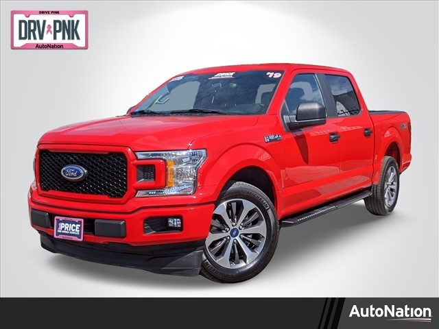 2019 Ford F-150 SuperCrew Cab 4x2, Pickup #KKD27484 - photo 1