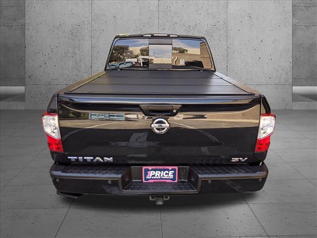 2019 Nissan Titan Crew Cab 4x2, Pickup #KN504197 - photo 7