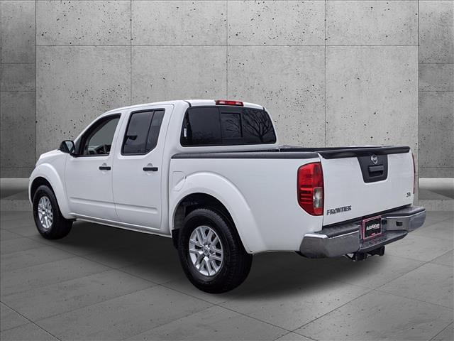 2019 Nissan Frontier Crew Cab 4x2, Pickup #KN765899 - photo 2