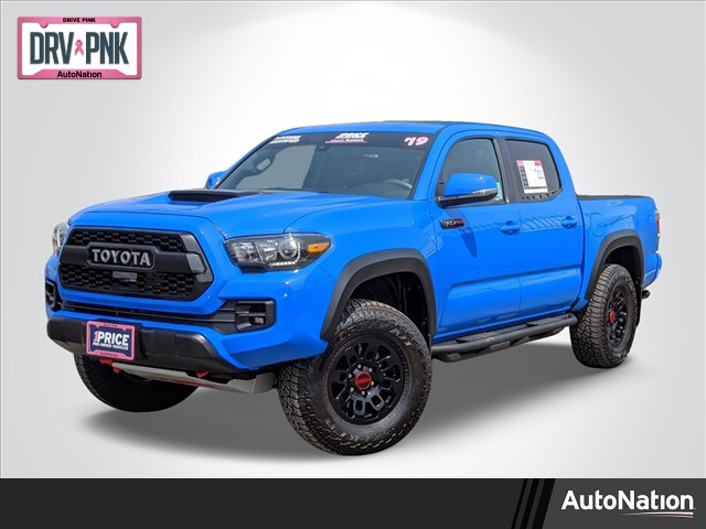 2019 Toyota Tacoma Double Cab 4x4, Pickup #KX182756 - photo 1