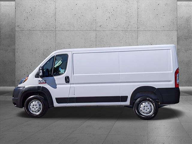 2020 Ram ProMaster 1500 Standard Roof FWD, Empty Cargo Van #LE107743 - photo 9