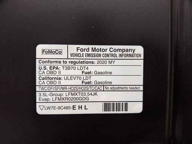 2020 Ford F-150 SuperCrew Cab 4x4, Pickup #LFB79608 - photo 27