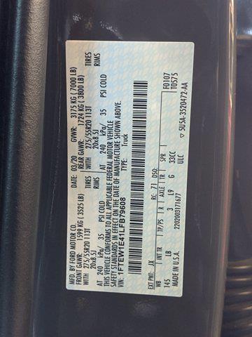 2020 Ford F-150 SuperCrew Cab 4x4, Pickup #LFB79608 - photo 29