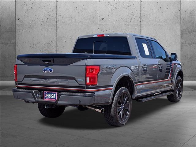 2020 Ford F-150 SuperCrew Cab 4x4, Pickup #LFB79608 - photo 6