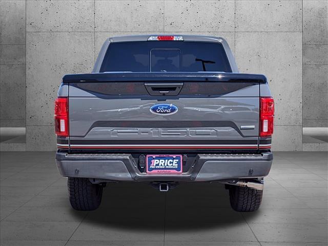 2020 Ford F-150 SuperCrew Cab 4x4, Pickup #LFB79608 - photo 8