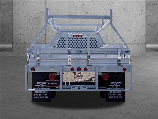 2020 Ram 3500 Regular Cab DRW 4x2, Scelzi CTFB Contractor Body #LG110176 - photo 9