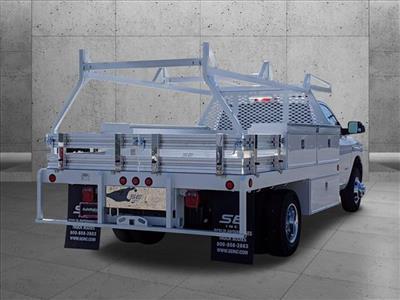 2020 Ram 3500 Regular Cab DRW 4x2, Scelzi CTFB Contractor Body #LG110176 - photo 3