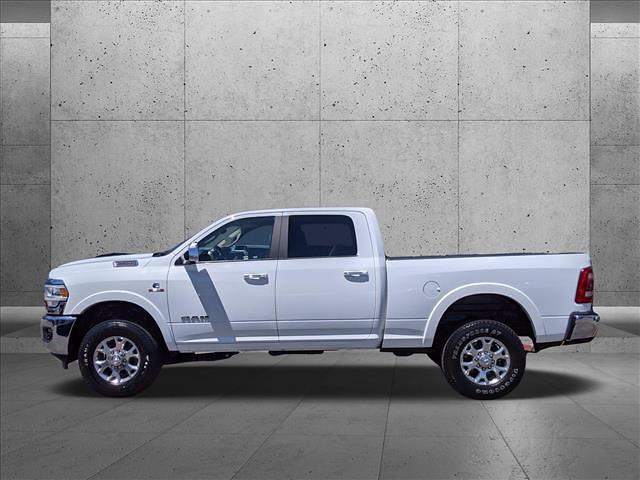 2020 Ram 2500 Crew Cab 4x4, Pickup #LG122238 - photo 9
