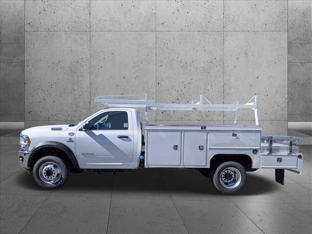 2020 Ram 5500 Regular Cab DRW 4x2, Scelzi SEC Combo Body #LG127362 - photo 6