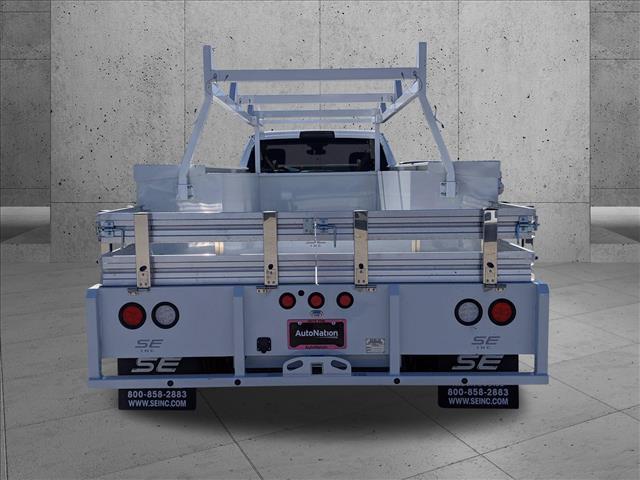 2020 Ram 5500 Regular Cab DRW 4x2, Scelzi SEC Combo Body #LG127362 - photo 9