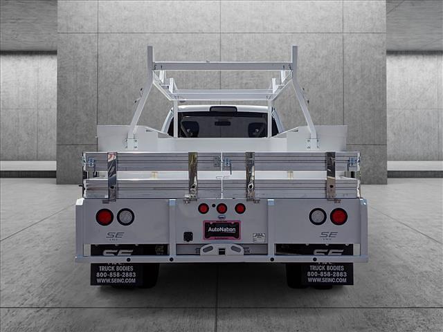 2020 Ram 5500 Regular Cab DRW 4x2, Scelzi SEC Combo Body #LG127363 - photo 8
