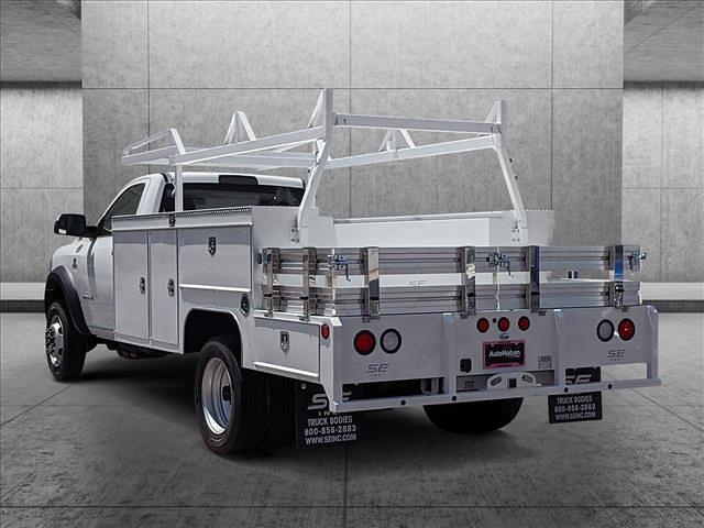 2020 Ram 5500 Regular Cab DRW 4x2, Scelzi Combo Body #LG127363 - photo 1