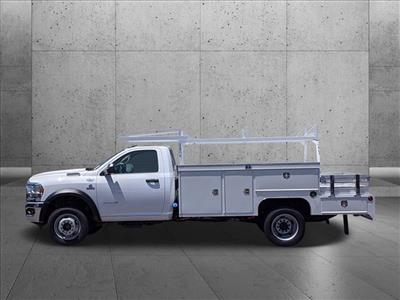 2020 Ram 5500 Regular Cab DRW 4x2, Scelzi SEC Combo Body #LG127363 - photo 6