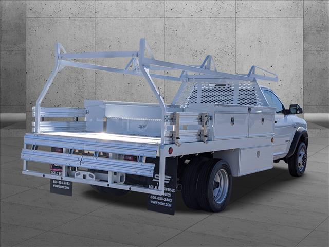 2020 Ram 5500 Regular Cab DRW 4x2, Scelzi CTFB Contractor Body #LG127368 - photo 3
