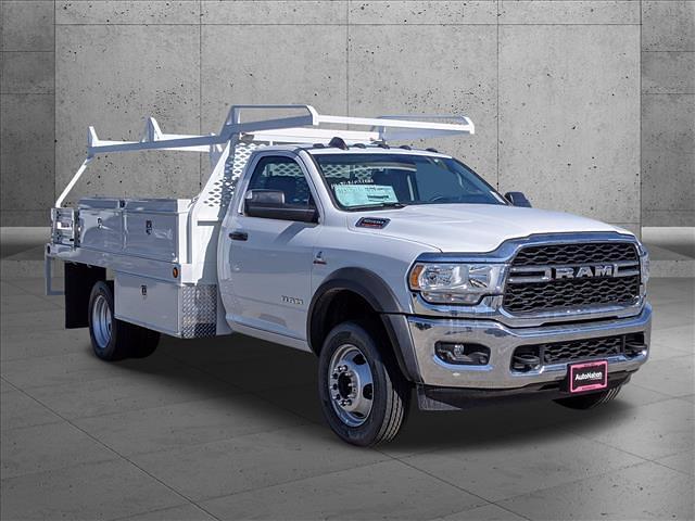 2020 Ram 5500 Regular Cab DRW 4x2, Scelzi CTFB Contractor Body #LG127368 - photo 6