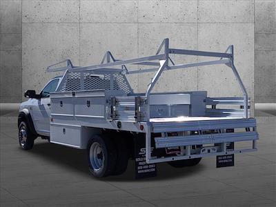 2020 Ram 5500 Regular Cab DRW 4x2, Scelzi CTFB Contractor Body #LG127368 - photo 8