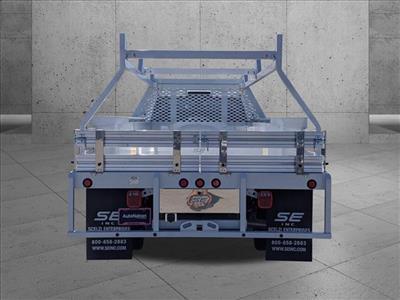 2020 Ram 5500 Regular Cab DRW 4x2, Scelzi CTFB Contractor Body #LG127368 - photo 9