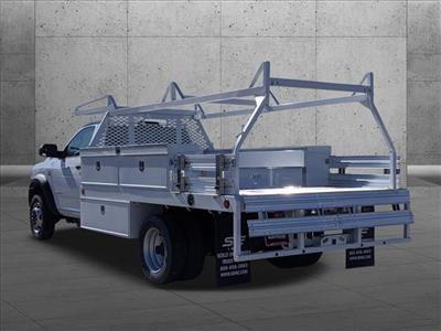 2020 Ram 5500 Regular Cab DRW 4x2, Scelzi CTFB Contractor Body #LG127368 - photo 2
