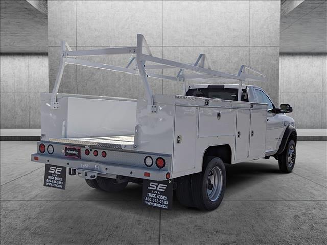 2020 Ram 5500 Regular Cab DRW 4x2, Scelzi Signature Service Body #LG136767 - photo 3