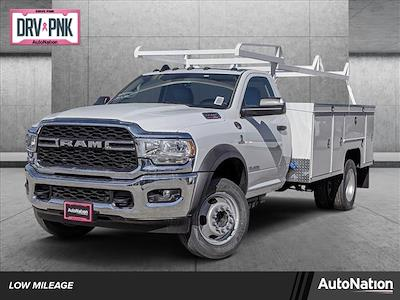 2020 Ram 5500 Regular Cab DRW 4x2, Scelzi Signature Service Body #LG136767 - photo 1