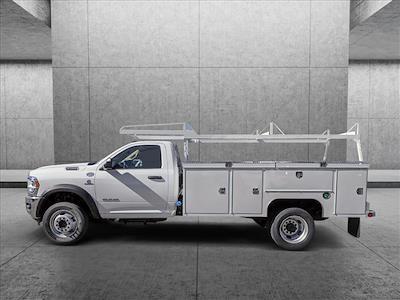 2020 Ram 5500 Regular Cab DRW 4x2, Scelzi Signature Service Body #LG136767 - photo 6