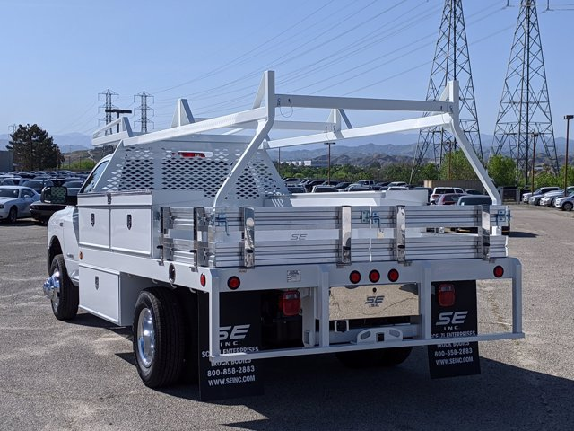 2020 Ram 3500 Regular Cab DRW 4x2, Scelzi Contractor Body #LG145003 - photo 1