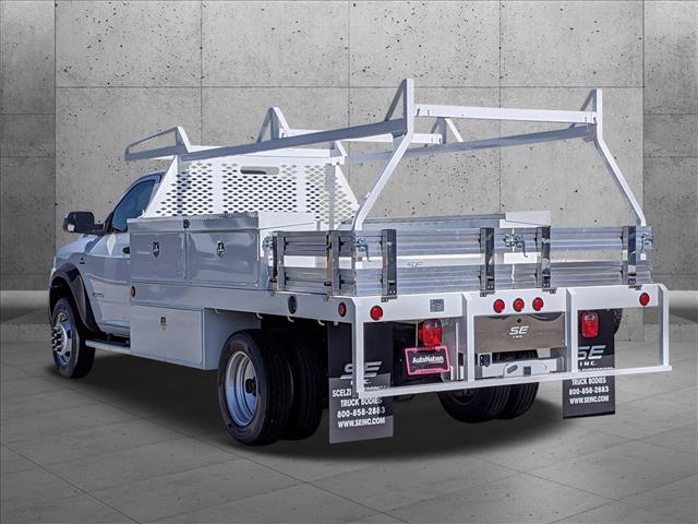 2020 Ram 4500 Regular Cab DRW 4x2, Scelzi CTFB Contractor Body #LG151713 - photo 2