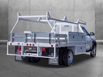 2020 Ram 4500 Regular Cab DRW 4x2, Scelzi CTFB Contractor Body #LG151713 - photo 3