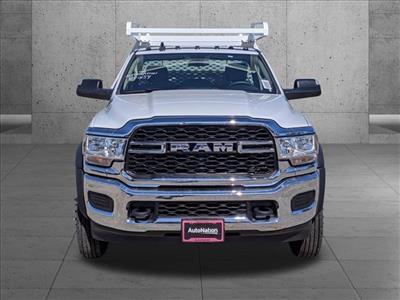 2020 Ram 4500 Regular Cab DRW 4x2, Scelzi CTFB Contractor Body #LG151713 - photo 7