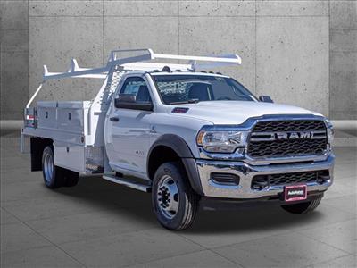 2020 Ram 4500 Regular Cab DRW 4x2, Scelzi CTFB Contractor Body #LG151713 - photo 8