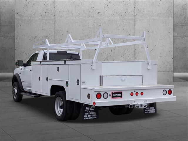 2020 Ram 4500 Regular Cab DRW 4x2, Scelzi Service Body #LG151714 - photo 1